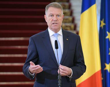 Klaus Iohannis: Am semnat decretul de numire a noului ministru al Sănătății