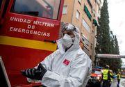 Informații oficiale: Spania a depăşit pragul de 4.000 de decese din cauza coronavirusului