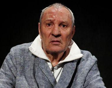 Actorul Constantin Drăgănescu a murit. Avea 84 de ani