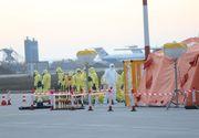 MApN: 24 de angajaţi de la spitalele militare din Focşani şi Galaţi, confirmate cu coronavirus