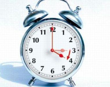 Ora de vară 2020. La noapte se schimbă ora! Cum trebuie potrivite ceasurile?