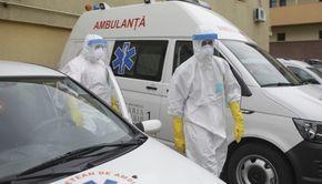 Opt decese din cauza coronavirusului, anunțate sâmbătă în România. Bilanțul a crescut la 34 de morți