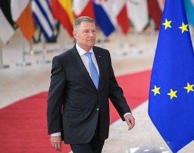 Iohannis: După ce se termină această criză, care din păcate va mai dura, vom face o...