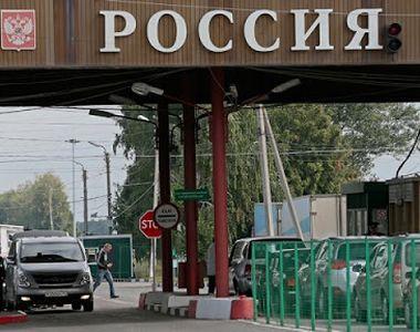 Rusia îşi închide total graniţele începând de luni