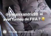 """Alex Zănoagă de la """"Puterea Dragostei"""" a adormit la volan. Clipe de coșmar pentru viitorul tătic"""