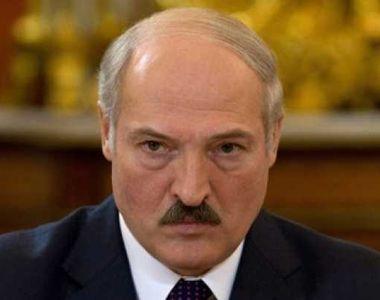 În plină pandemie de coronavirus, preşedintele Belarusului a jucat un meci de hochei pe...