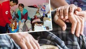 VIDEO| Îngeri salvatori pentru cei nevoiași