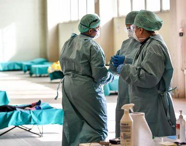 România ridică în opt zile un spital de campanie pentru a face faţă afluxului de...