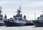 Antrenamente militare în Marea Neagră: Ce țări participă?