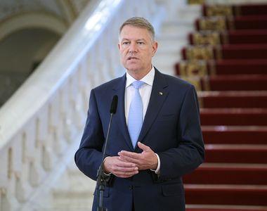 Mesajul de ultimă oră al președintelui Iohannis pentru români
