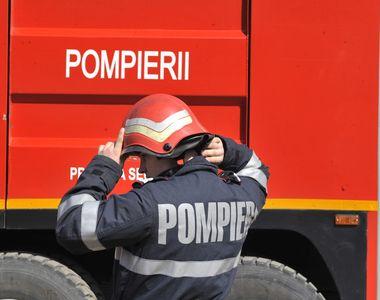 Explozie într-un bloc din  Braşov. O persoană a fost rănită