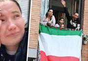VIDEO  Strigătul disperat al unei românce însărcinate, din Italia