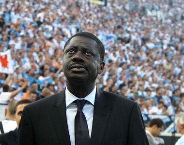 Pape Diouf, fost preşedinte al clubului Olympique Marseille, a murit în Senegal din...