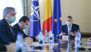 """Iohannis, la finalul ședinței de urgență: """"Este foarte important ca toți să respecte legea"""""""