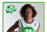 Baschetbalista Mekia Valentine, fostă jucătoare la campioana Sepsi Sf. Gheorghe, a decedat la doar 32 de ani