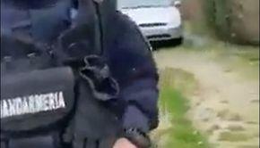 """Scandal uriaș în Caraș-Severin! Jandarmi, amenințați cu moartea! """"Primul pistol eu mi-l cumpăr"""" Video"""
