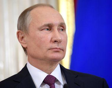 """Putin se izolează de teama coronavirusului. """"Luăm toate măsurile de precauţie"""""""
