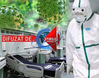 VIDEO| Frica de infecția cu coronavirus bântuie spitalele din România