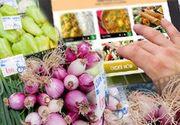 VIDEO  Agricultorii au început să vândă verdețuri și legume pe internet