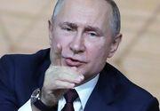 Vladimir Putin, decizie privind starea de urgență în Rusia