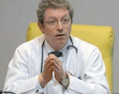 """Cinci medici de la Institutul """"Matei Balş"""" sunt infectați  cu coronavirus"""