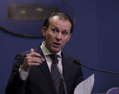 """Florin Cîțu: """" Nu luăm în calcul tăieri de salarii şi pensii"""""""
