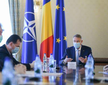 """Iohannis: """"Nu se va întrerupe în niciun fel aprovizionarea"""""""