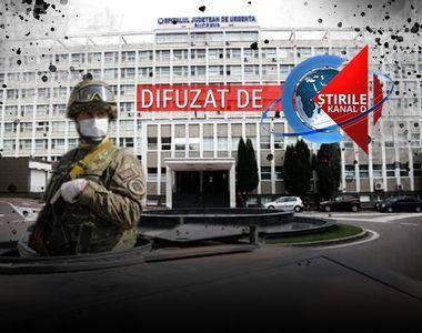 VIDEO| Armata preia spitalul din Suceava. A fost abandonat de șefii abia numiți să îl...
