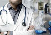 VIDEO| Medicii care își dau demisia, chiar când țara are mai mare nevoie de ei, ar putea fi aspru pedepsiți
