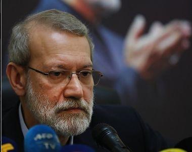 Preşedintele Parlamentului iranian este bolnav de Covid-19