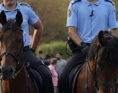 Panică printre polițiști. Un jandarm confirmat cu covid-19 a intrat în contact cu 7...
