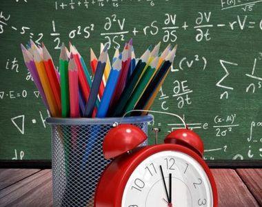 Ministrul Educației: Săptămâna viitoare vom prezenta public scenariile pentru toți elevii