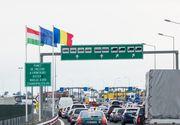 Aglomerație la Nădlac I. Românii din Diaspora așteaptă ore întregi pentru a intra în țară