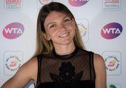 Simona Halep se antrenează în sufragerie pentru a se menţine în formă - VIDEO