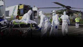 VIDEO| Pacienți români cu coronavirus, tratați în Germania