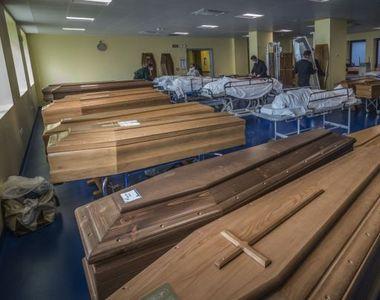 588 noi decese într-o zi în Franţa. Mai mult de 6.500 de victime în total