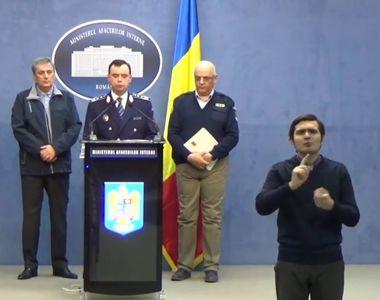O nouă ordonanță militară pentru români! Ministrul de Interne: Se instituie carantină...
