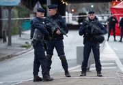 Doi oameni ucişi într-un atac cu cuţitul într-o localitate din sud-estul Franţei