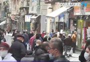 Carantină tratată în batjocură la Napoli. Străzi pline, după ce mii de oameni au ieșit să se plimbe