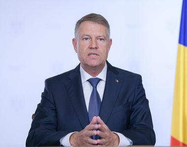 Klaus Iohannis, de Ziua NATO: În condiţiile dificile actuale, NATO a luat măsuri rapide...