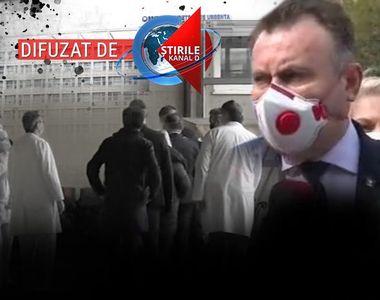 VIDEO| Sistemul medical din România se şubrezeşte pe zi ce trece din cauza noului...