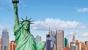 """New York, fantoma """"Orașului care nu doarme niciodată""""! Imagini incredibile din cea mai mare metropolă americană, devastată de coronavirus"""