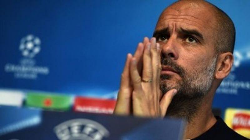 Mama antrenorului echipei Manchester City