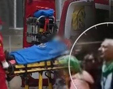 VIDEO| Fostul ofițer MAI care a infectat zeci de persoane cu COVID-19 a fost externat