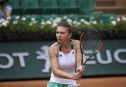 Simona Halep anunţă că s-a refăcut după accidentarea la picior: Abia aştept să pot juca tenis din nou