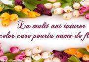 Mesaje, urări și felicitări de Florii 2020:  La mulți ani de Florii!