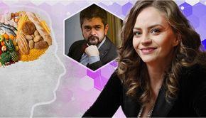 """Theodor Paleologu, despre alimentaţie: """"Este rezonabil chiar să exagerăm"""" Interviurile Ancăi Bejan"""
