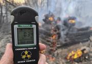Incendii de pădure în jurul Centralei Nucleare de la Cernobîl nu au condus la o creştere a nivelului radiaţiei