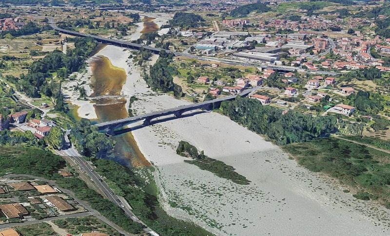 Tragedie în Italia: Un pod din regiunea Toscana s-a prăbuşit