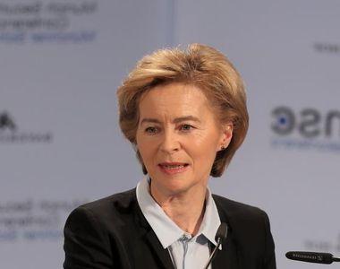 Președintele Comisiei Europene, mesaj pentru medicii români ajunși în Italia